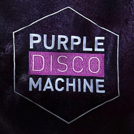 purple disco machine