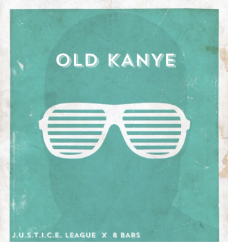 J.U.S.T.I.C.E. League - Old Kanye (I Love Kanye Remix)