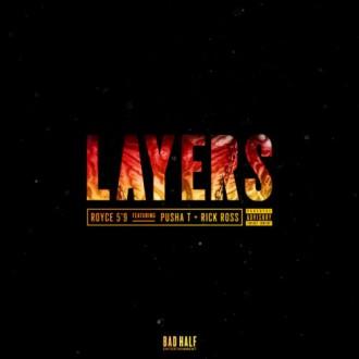 "Royce Da 5'9"" Ft. Pusha T & Rick Ross - Layers"