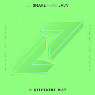 Single | DJ Snake Ft. Lauv - A Different Way | Nieuweplaat.nl
