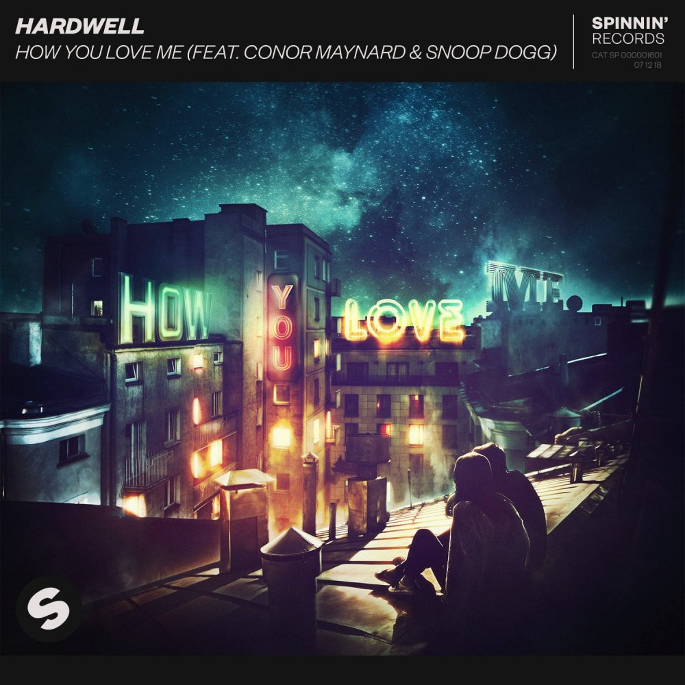 Electronic Hardwell Ft Conor Maynard Snoop Dogg How You Love Me