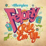 The Allergies – Felony / Rile 'Em Up