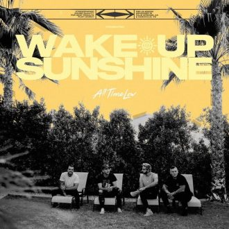 All Time Low - Wake Up, Sunshine albumcover recensie