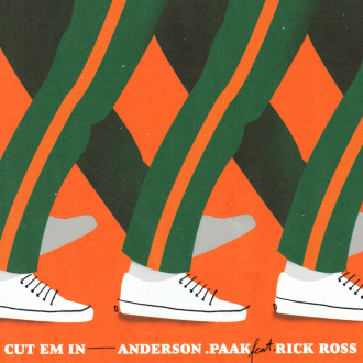 Anderson .Paak Ft. Rick Ross - Cut Em In