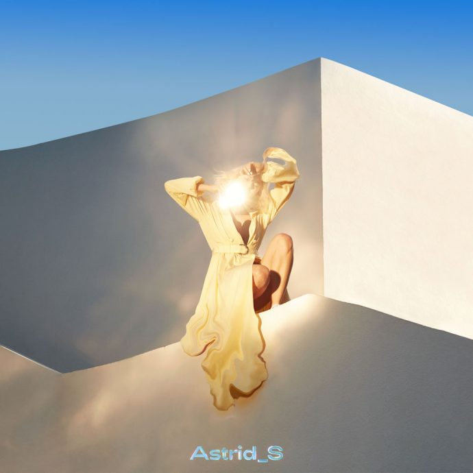 Astrid S - Leave It Beautiful albumcover