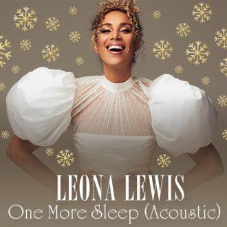 One More Sleep (Acoustic)