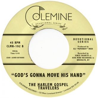 The Harlem Gospel Travelers - God's Gonna Move His Hand