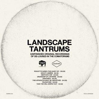 Landscape Tantrums