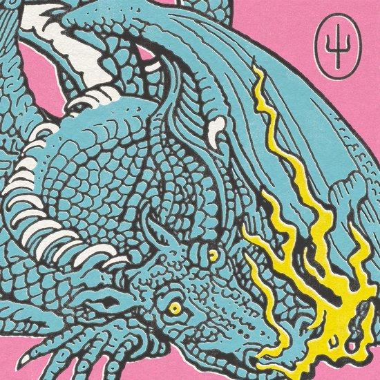Scaled And Icy van Twenty One Pilots albumcover