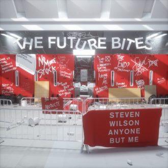 Steven Wilson Anyone But Me