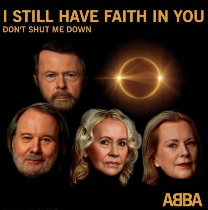I Still Have Faith In You